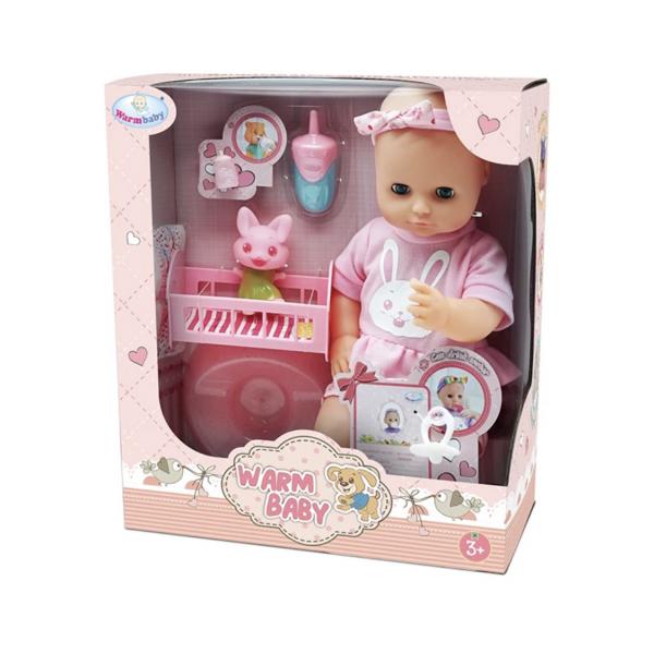 Интерактивная Кукла Baby Born Очаровательный Малыш 42 см с Домашним Питомцем + 7 Аксессуаров