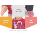 Интерактивная Кукла Baby Born ( Пупс Беби Борн ) Малышка Лили 46 см + Аксессуары