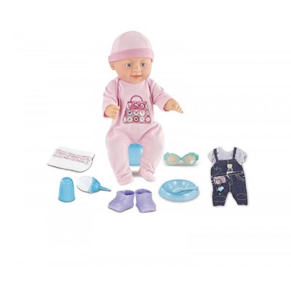 Кукла Беби Борн Мальчик 42 см с Одеждой и Аксессуарами