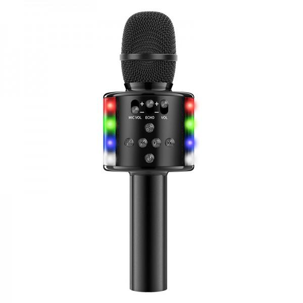 Караоке Микрофон D168 Чёрный