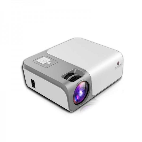 Проектор Портативный 4000 Lumen с Динамиком + WIFI 5G + Bluetooth 5.0 Cheerlux C50