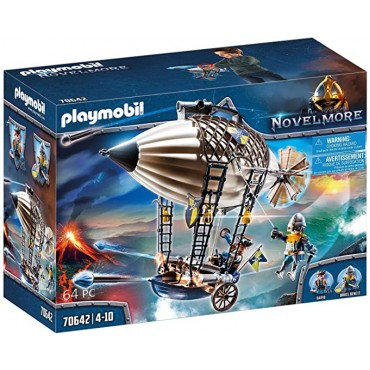 Игровой Набор Playmobil Дирижабль Дарио Novelmore Knights Airship Конструктор Плеймобил