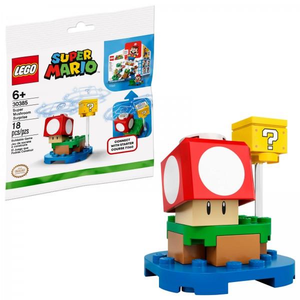 Набор Лего Марио Сюрприз Super Mario Mushroom Surprise Expansion Set