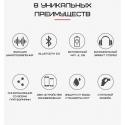 Беспроводные Bluetooth Наушники Вкладыши Со Встроенным Чипом JL D8 Inpods 12 Голубые Inpods 12