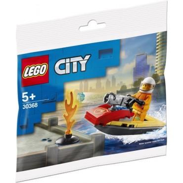 Набор Лего Сити Спасательный Водный Скутер LEGO City Rescue Water Scooter