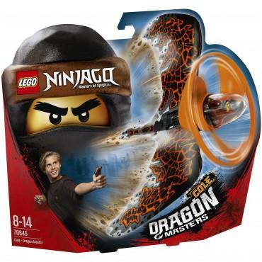 Набор Лего Ниндзяго Коул - Повелитель Дракона Lego Ninjago Детский Конструктор Lego