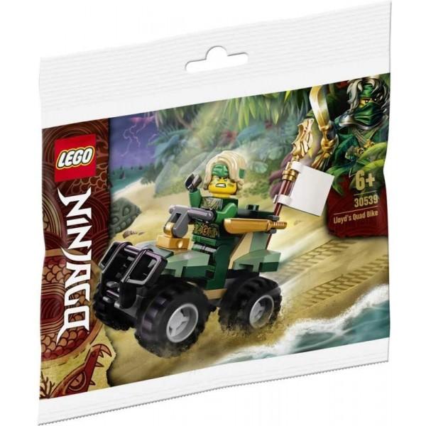 Набор Лего Ниндзяго Квадроцикл Ллойда Детский Конструктор Lego Ninjago