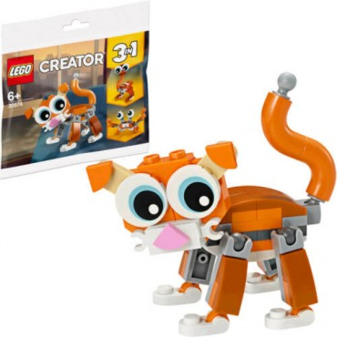 LEGO Creator Кот Набор Лего 3in1 Детский Конструктор