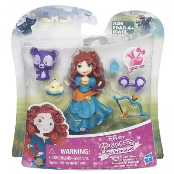 Принцесса Мерида Игровой Набор Disney Princess с Куклой и Аксессуарами Hasbro B5332
