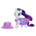 Рарити Пони Игровой Набор с Аксессуарами My Little Pony Rarity Hasbro