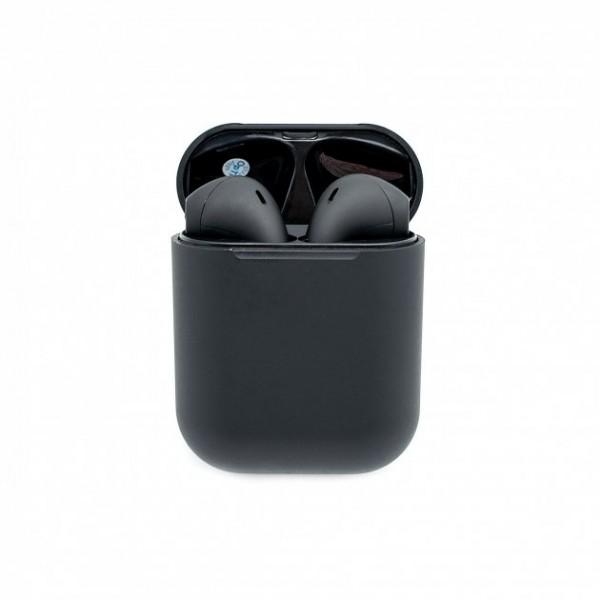 Беспроводные Наушники Вкладыши Со Встроенным Чипом JL D8 Inpods 12 Черные  Inpods 12