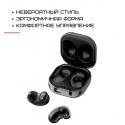 Беспроводные Bluetooth Наушники Вкладыши Со Встроенным Чипом Langxun Чёрные S6