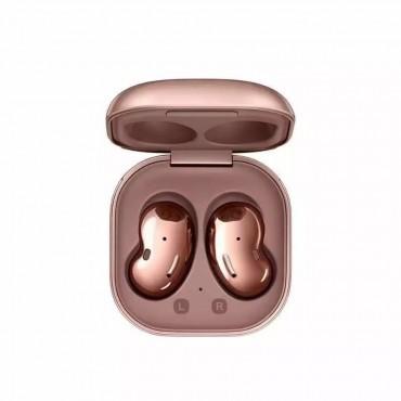 Беспроводные Bluetooth Наушники Вкладыши Со Встроенным Чипом Langxun Розовое Золото