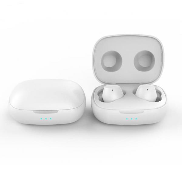 Беспроводные Bluetooth Наушники Sainyer T20 TWS со Встроенным Чипом Bluetrum Белые  T20