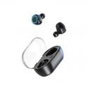 Беспроводные Bluetooth Наушники D10 TWS Sainyer со Встроенным Чипом Bluetrum Черные  D10