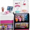 Кукла Барби Игра Кофейня Babrie Coffeу Shop Playset Mattel