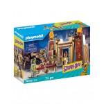Плеймобил Набор Скуби Ду Приключения В Египте Playmobil Scooby-Doo Adventure In Egypt 70365
