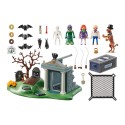 Playmobil Набор Скуби Ду Приключения на Кладбище Плеймобил Scooby Doo Adventure in Cemetery 70362