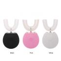 Ультразвуковая Электрическая Зубная Щетка с Автоматической Стерилизацией BeWhite Ярко Розовая