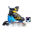 Ролики Scale Sports размер 34-37 Blue-Black (LF 601A-M)