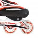 Роликовые Коньки Scale Sports 41-44 Orange (1716888717)