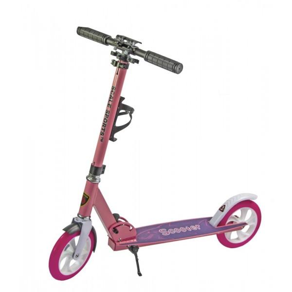 Самокат Детский Scale Sports SS-05 Розовый (1496006304)
