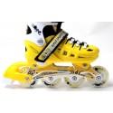 Роликовые коньки Scale Sports 29-33 Yellow (748527067-S)