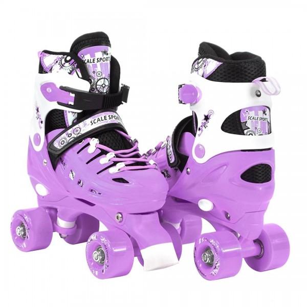 Роликовые коньки Scale Sports 29-33 Violet
