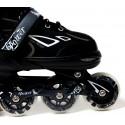 Роликовые коньки King Power 29-33 Black (672406338-S)