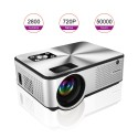 Портативный WIFI Мини LED проектор 2800 Lumen с Динамиком + TV тюнер Cheerlux C9
